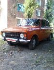 Москвич-412,  1990 г. Пробег 89000 км. 750 евро.